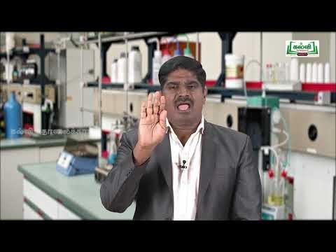 ஆய்வுக் கூடம் Std9 அறிவியல் அமிலங்கள் காரங்கள் உப்புகள் பகுதி 2 KalviTV