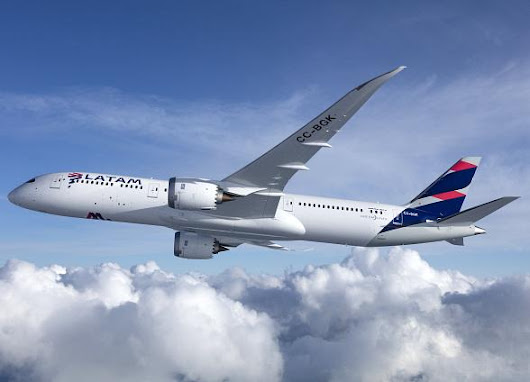 LATAM Launches Direct Route Connecting Las Vegas and Sao Paulo