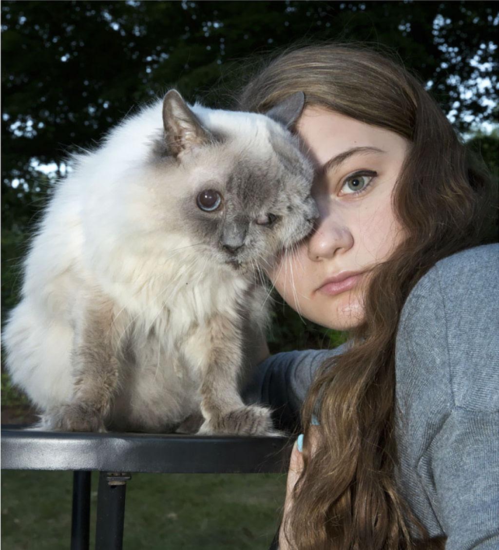 O Mundo de Amelia - A menina que cresceu com os animais e os considera seus irmãos 27