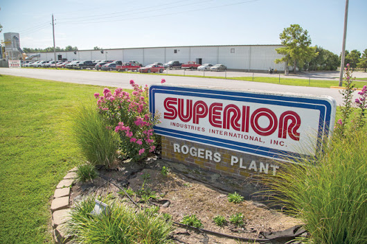 Binswanger Lists 269,000-SF Superior Plant in Rogers for $6.3M