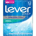Lever 2000 Original Bar Soap - 4oz/12ct