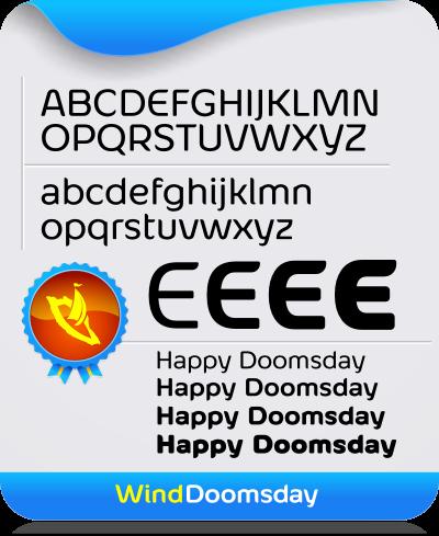 unique modern type typography design fresh