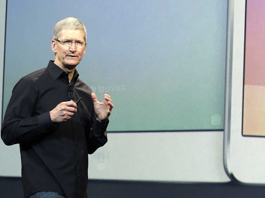 APPLE EARNINGS PREVIEW: The Most Exciting Earnings Report Of The Year