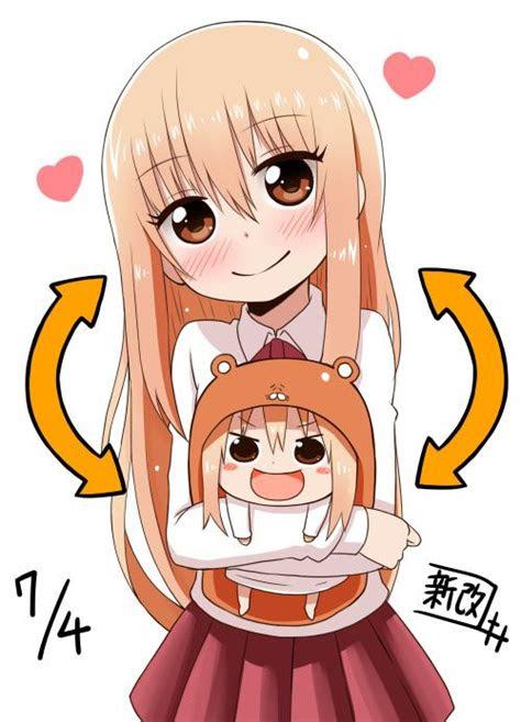 images  anime  pinterest himouto umaru