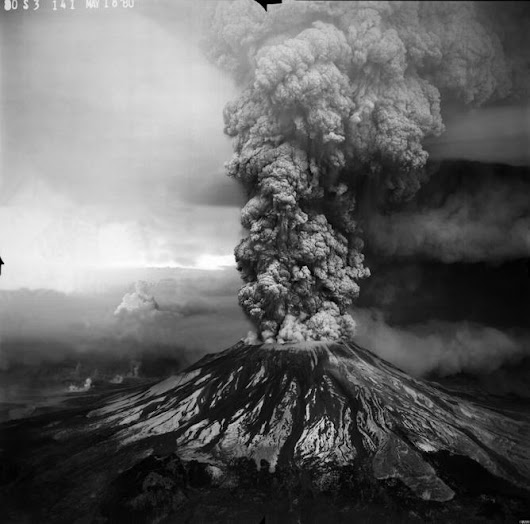 Where were you when the mountain blew? Remembering the eruption of Mount St Helens