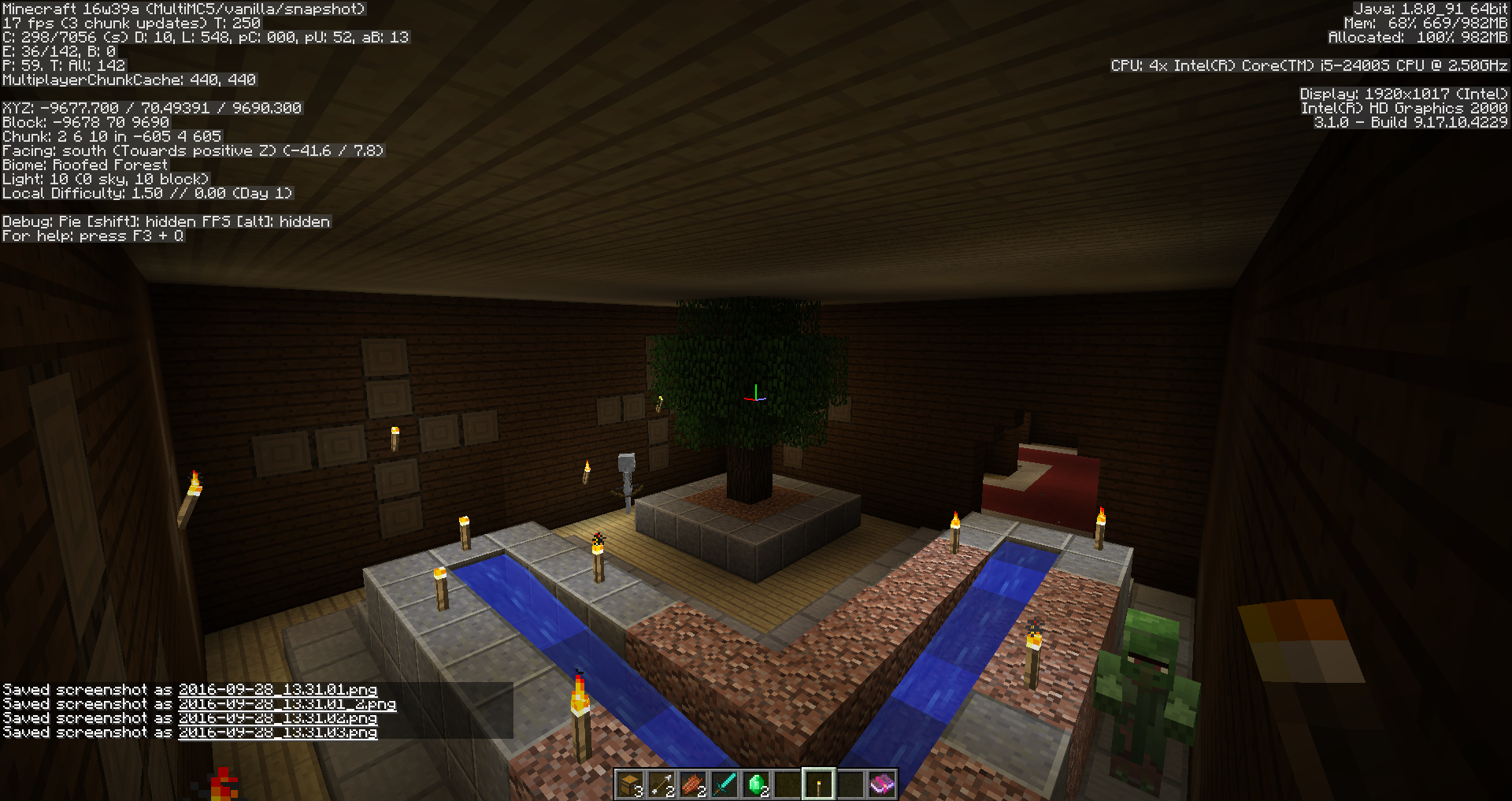 minecraft mansion seed xbox one
