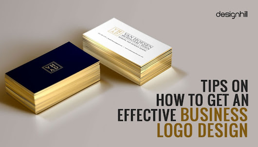 Tips On How To Get An Effective Business Logo Design