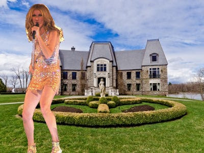 Celine Dion Selling Private Island For $29.3 Million - Business ...