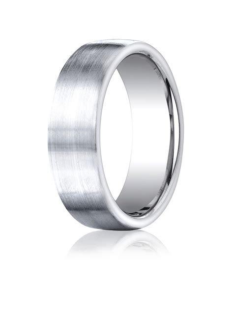 View Full Gallery of Lovely Cobalt Vs Titanium Rings