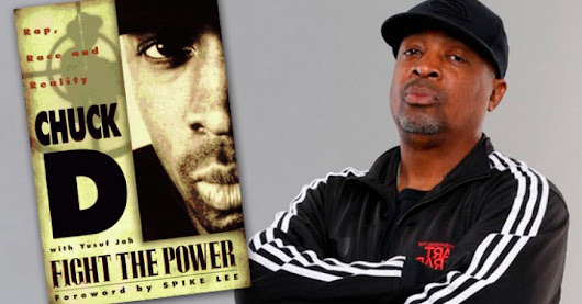 'Fight the power: Rap, raza y realidad' de Chuck D, un libro imprescindible sobre el Hip Hop