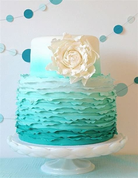 turquoise wedding reception decorations Archives