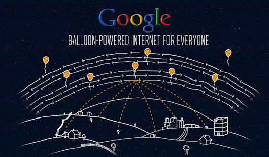 Google Project Loon Coming in India with Local telcos partnership