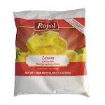Royal Clabber Girl Lemon Gelatin Mix Case 24oz (PACK OF 12)