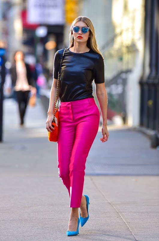 5 Autumn Street-Style fashion ideas