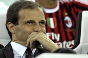 Аллегри подписал новое соглашение с Миланом