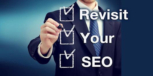 5 Reasons to Revisit your SEO | ijenti