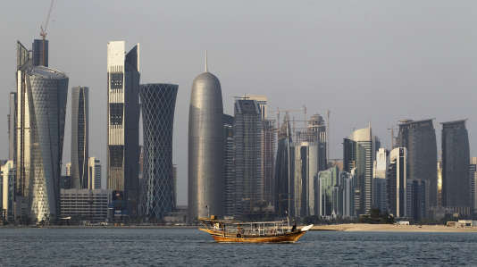 Vue de Doha, en 2011 (photo d'illustration).