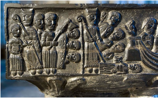 """It snewed in his hous of mete"": A Nicholas and the butchers capital from Narbonne"