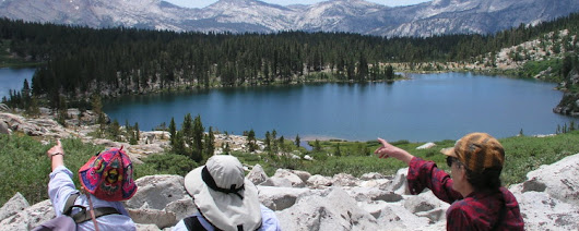 High Sierra WIlderness Adventure – Lost Valley Camp at Blayney Meadows