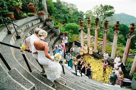 One of Costa Rica's most unique wedding ceremony locations