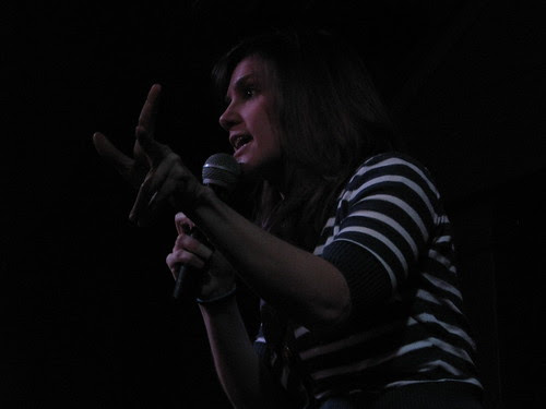 Cameron Esposito at Mary's Attic, Andersonville, Chicago