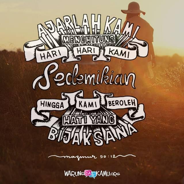 Menyediakan Waktu untuk Tuhan