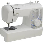Brother XM3700 74-Stitch Function Free Arm Sewing Machine 573026