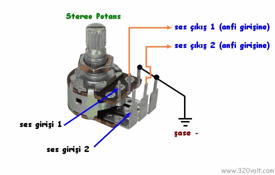 tiềm năng-stereo-nghe kết nối thiết lập