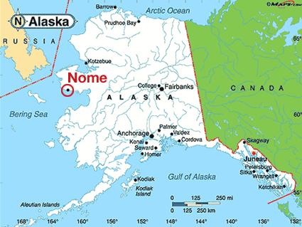 Alaska Map, Alaska Map