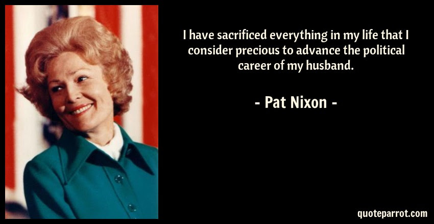 I Have Sacrificed Everything In My Life That I Consider By Pat