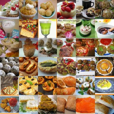 appetizers & hors'doeuvres recipes