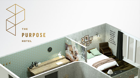 The Purpose Hotel: Change the World in Your Sleep