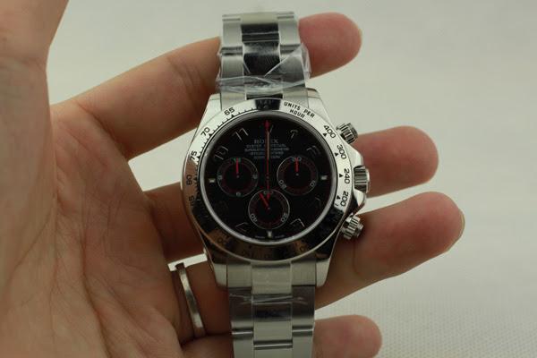 Rolex Stainless Steel Daytona Watch 1