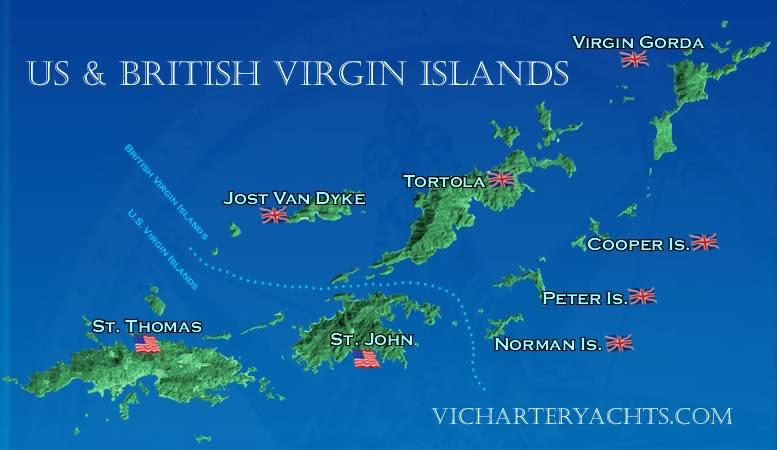 Us Virgin Islands Moving Guide