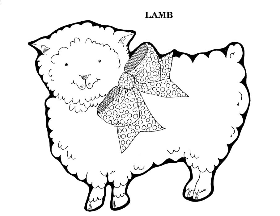 Animal Coloring Sheets Janices Daycare