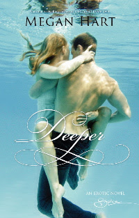 Cover of Deeper by Megan Hart