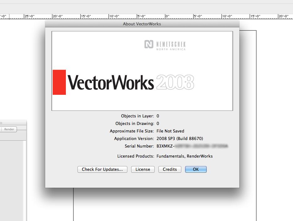 vectorworks クラック