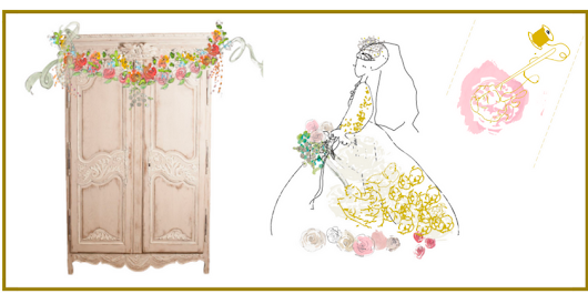 The Armoire de Mariage: A French Wedding Tradition - The Antiques Diva