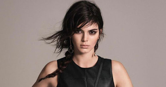 Kendall Jenner's newest fashion campaign is causing major controversy