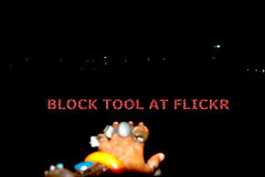 I am BLOCKING (1,019 people) AT FLICKR.COM by firoze shakir photographerno1