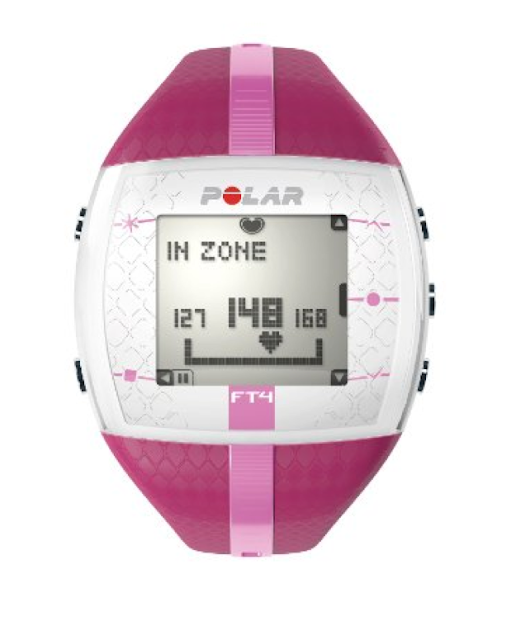 Here is your Chance to Win a Polar FT4 Heart Rate Monitor