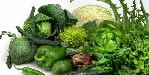 Resultado de imagen de verdurass de hojass verdes