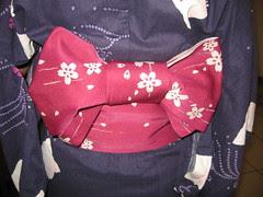 yukata obi sash