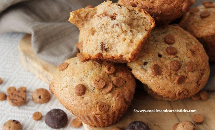 8 Sinterklaas recepten - sinterklaas muffins