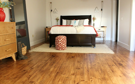 How We Installed Real Wood Floor for Less than $1.50 Per Square Foot