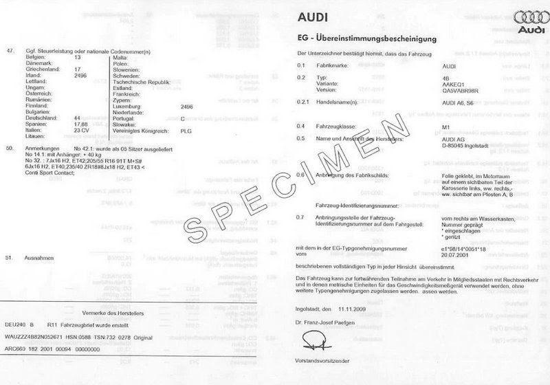 Certificat De Conformite Belge Valable En France Immatriculation D