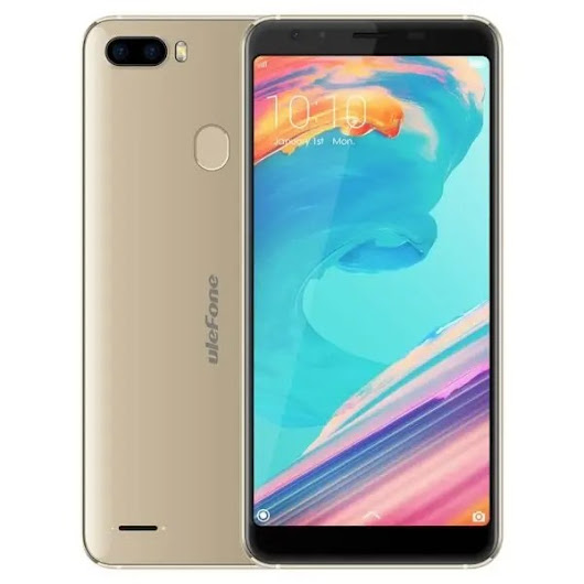 Ulefone S1: με Android One, διπλή κάμερα και τιμή 61€!