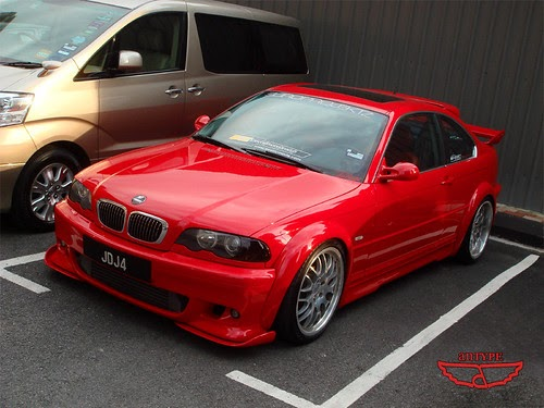 Tuning Cars And News Bmw M3 E46 Coupe Tuning