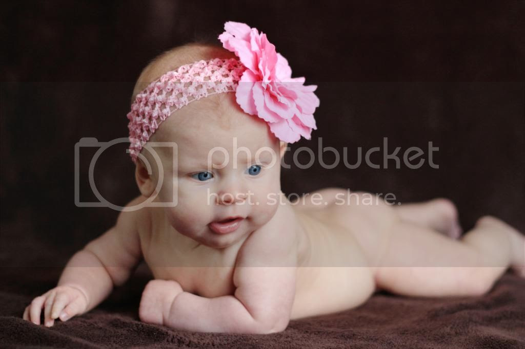 3 month baby photo