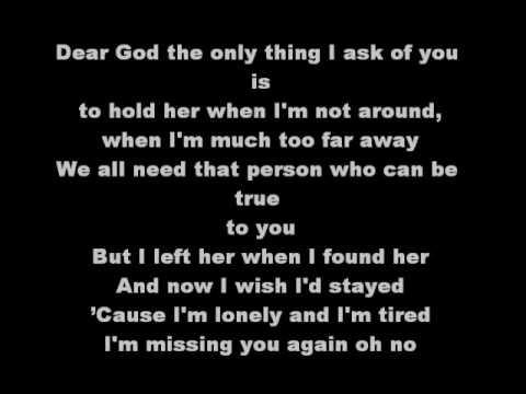 Avenged Sevenfold Chords Gitar Dear God